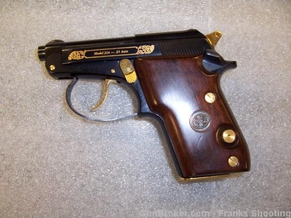 Firearms Price Guide - Beretta Model 21EL -  25 ACP Caliber
