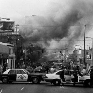 Los Angeles Riots - April 1992.